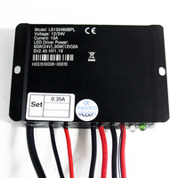 3 years warranty 10A 12V 24V Solar charger controller timer IP68 Waterproof led driver Automatic identification Solar charge and discharge controller