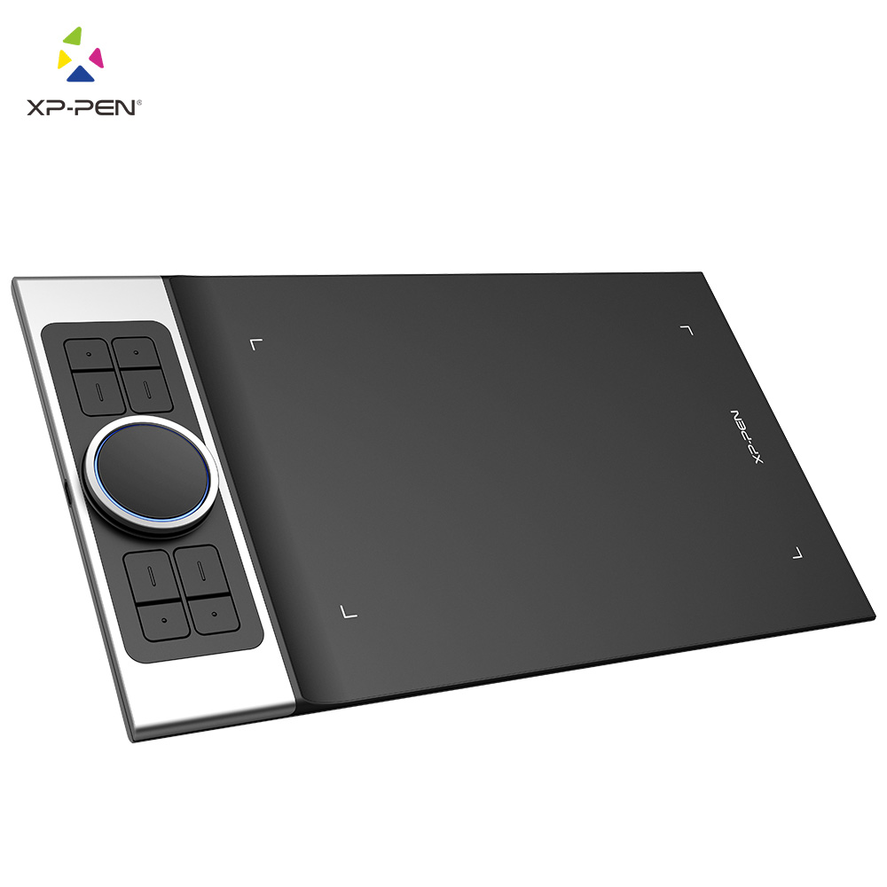 XP-Pen Deco Pro Small Drawing Tablet Graphic Tablet Animation Drawing Board With Tilt 8192 Pressure Art MAC Windows Android