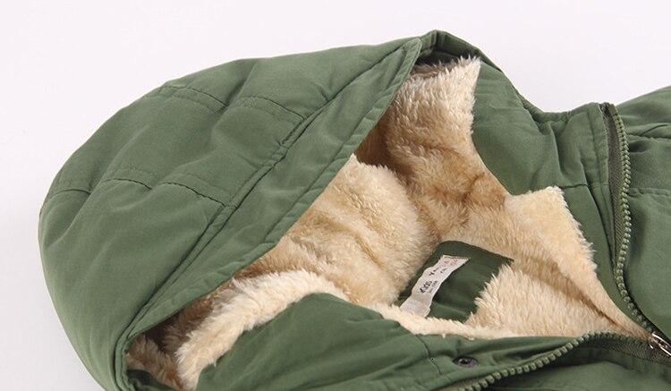 Benemaker Children Winter Outdoor Fleece Jackets For Boys Clothing Hooded Warm Outerwear Windbreaker Baby Kids Thin Coats YJ023 23