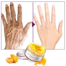 Whitening Moisturizing Hand Peeling Mask 50g Mango Hand Wax Skin Repair Exfoliating Calluses Film Anti-Aging Hand Skin Cream