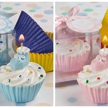 Детские сувениры свечи сувениры для кексов и бутиков свечи для детских украшений и Детские вечерние сувениры на день рождения