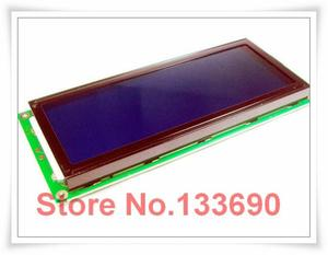 Image 2 - larger LCD 2004 20*4 20x4 largest character big size 204 blue screen character lcd display module 146*62.5mm wh2004l AC204B