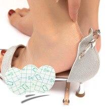 20Pcs Foot Care Sticker Heel Sole Pad Sticker Patch Waterpro