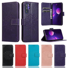 Wallet Case For Huawei P30 Pro Cases P20 Lite Leather Magnetic Flip Cover For Huawei P Smart 2019 Phone Bags P30 Card Slot Book(China)