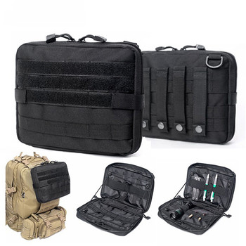 Military Tactical Bag Molle Backpack Army Bags Pouch Outdoor Sport Multi-function Waterproof 1000D Nylon Bag