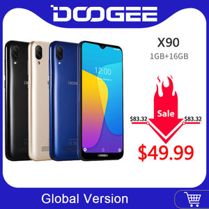 DOOGEE X90 Cellphone 6.1inch 1