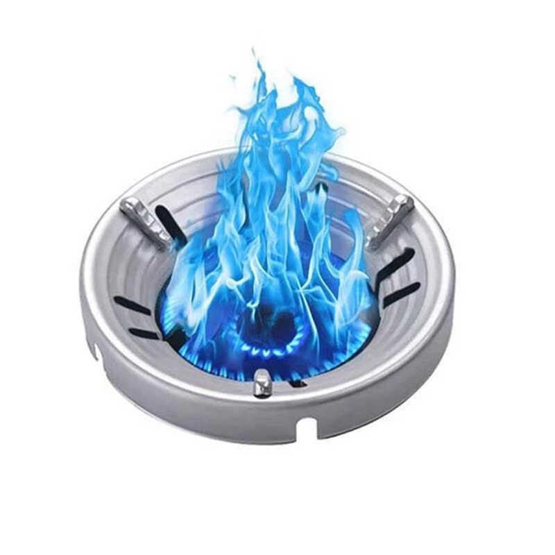 לאסוף אש אנרגיה-חיסכון הוד עבה גז כיריים נירוסטה פולי אש חיסכון באנרגיה כיסוי ביתי חיסכון באנרגיה