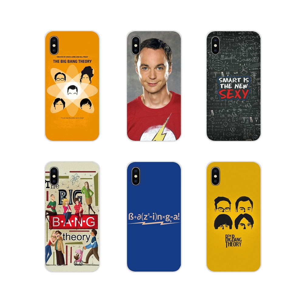 For Xiaomi Mi4 Mi5 Mi5S Mi6 Mi A1 A2 5X 6X 8 9 Lite SE Pro Mi Max Mix 2 3 2S Mobile <font><b>Phone</b></font> <font><b>Case</b></font> Cover The <font><b>Big</b></font> <font><b>Bang</b></font> Theory BAZINGA image