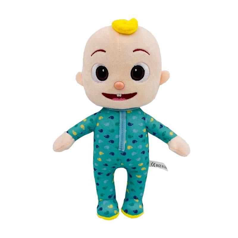 Cocomelon JJ Sister Plush Educational Cocomelon Family Soft Stuffed Doll Gift