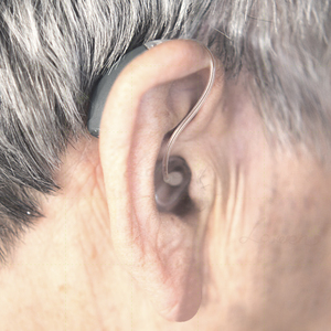 Image 2 - E37 akumulatorowy aparat słuchowy cyfrowy wzmacniacz Auidphones do głębokich głuchych aparatów słuchowych Dropshipping