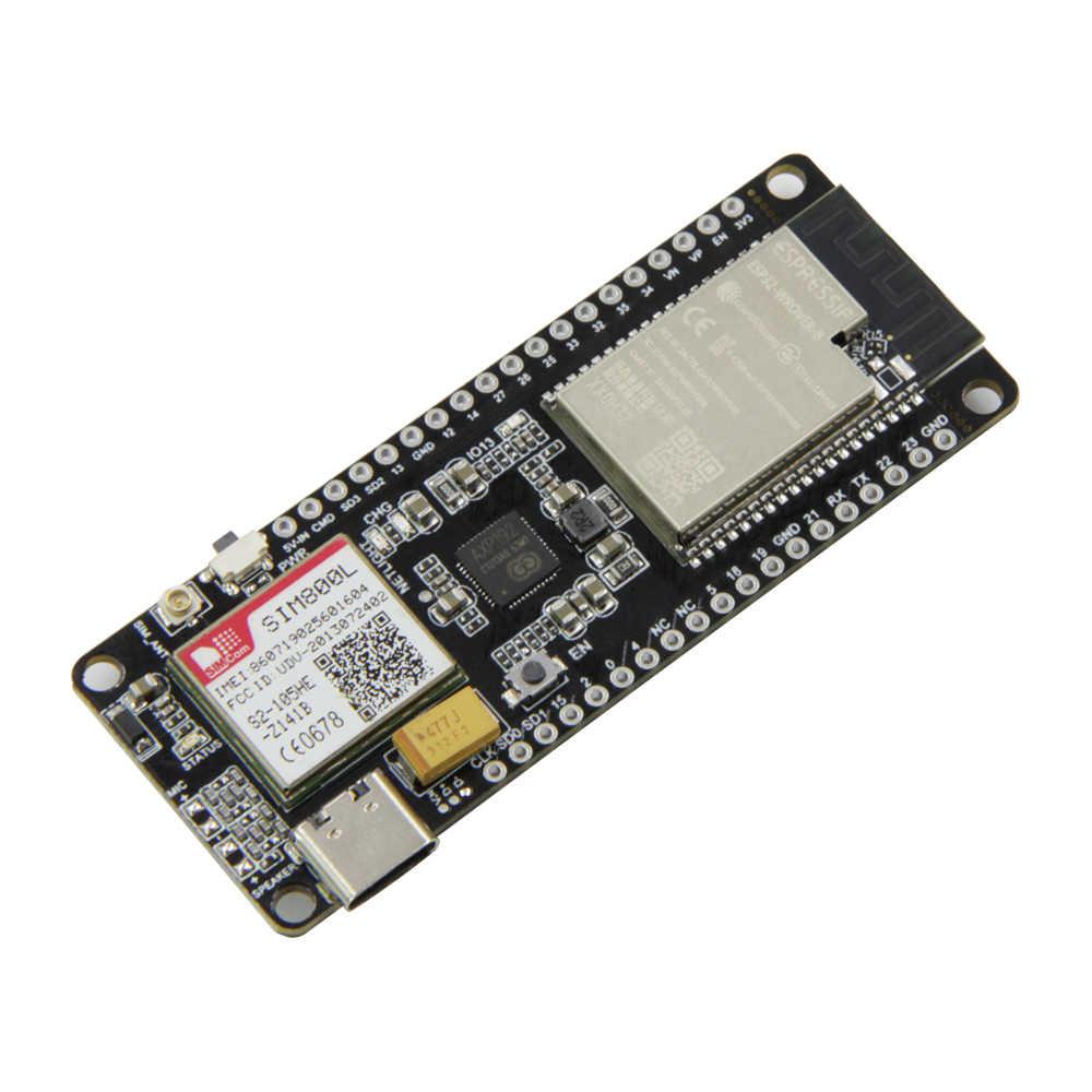 LILYGO®TTGO T-Call & PMU ESP32 kablosuz modülü SIM anten SIM kart SIM800L modülü