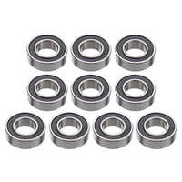 10pcs 688-2RS Mini Bearing 8*16*5mm 688 RS Rubber Sealed Ball Bearing Durable Miniature Bearings