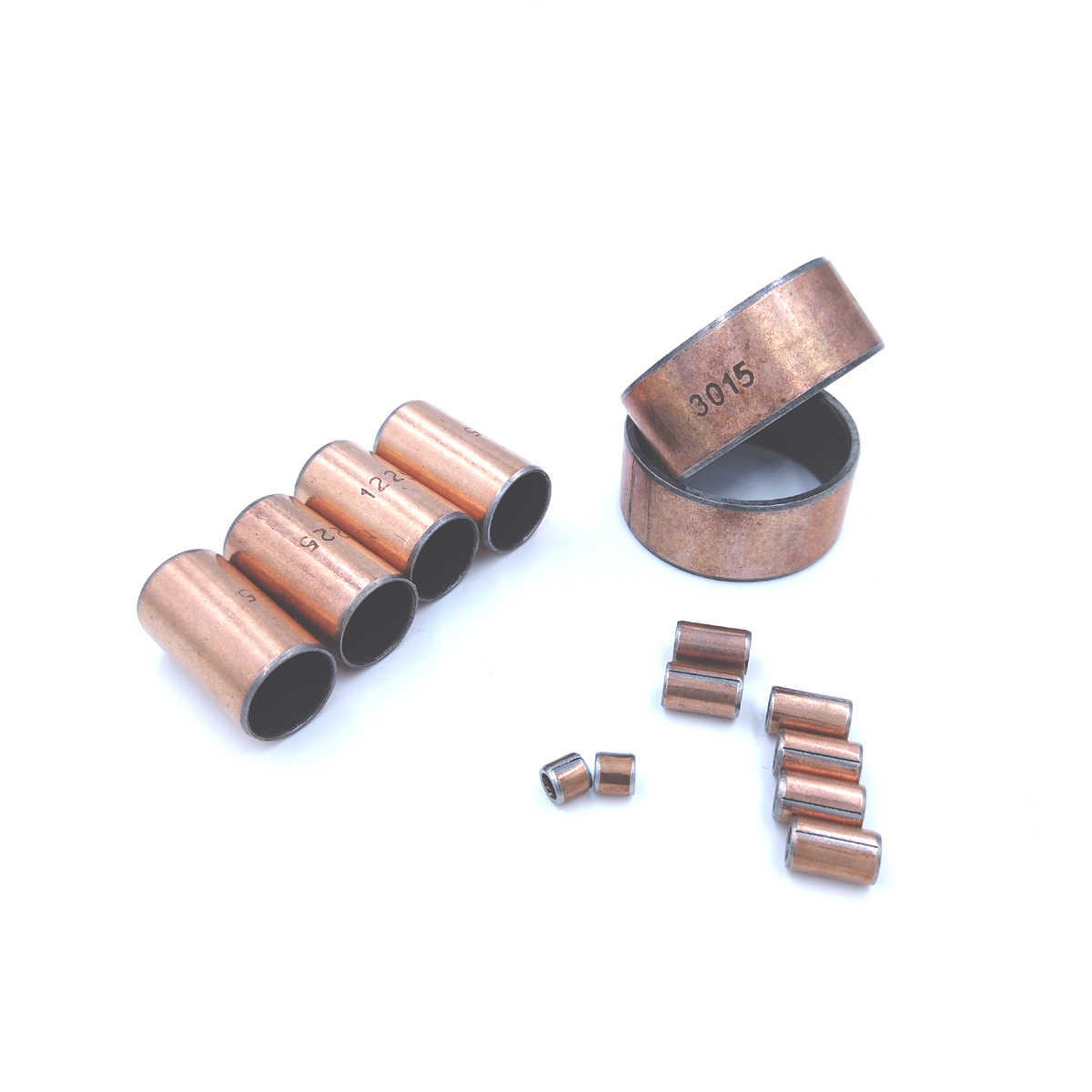 5pcs SF-1 3040 Self Lubricating Composite Bearing Bushing Sleeve 30*34*40mm