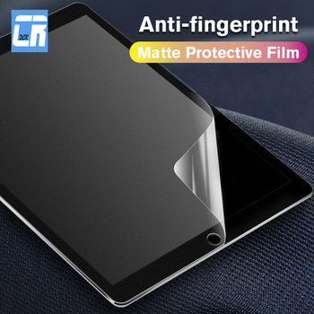 Matte Screen Protector for Apple iPad 2 3 4 5 PET Anti Glare Film for iPad Air 1 2 3 Protective Soft Film for ipad Mini 2 3 4 5 3pcs pack cheap good front matte protetive film for apple ipad 2 3 4 screen protector anti glare carton pack