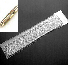 100 Beading Needles Threading Cord Tool 0.45x55mm *tweezers Vise	Glue Gun Pliers Ring Sizer Graver Jewelry Tools