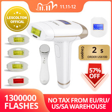 Lescolton IPL Laser Epilator 1300000 Pulses Hair Removal LCD Display Machine T009i Permanent Bikini Trimmer Electric depilador