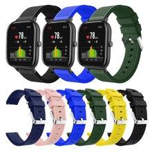 Newest Nine Colors Watch Band Strap Designed ForHuami Amazfi