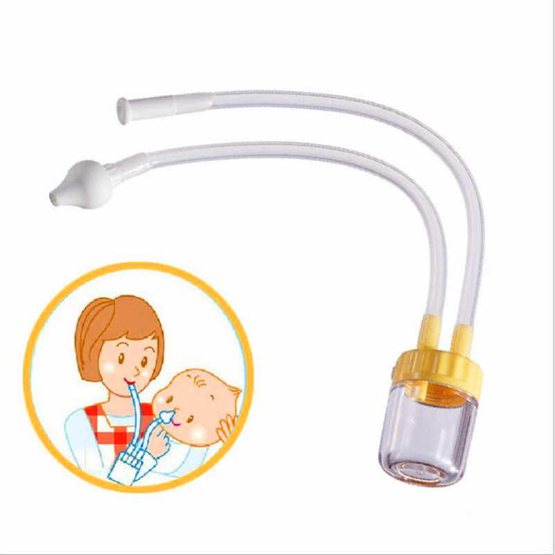 Baby Safety Nose Cleaner Vacuum Suction Nasal Aspirator Nasal Snot Nose Cleaner Baby Care newborn Nose cleaner