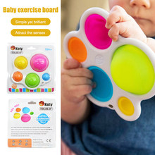 Baby Concentration Training Board Decompression Toy Baby Early Education Intelligence Development And Intensive Training Toys