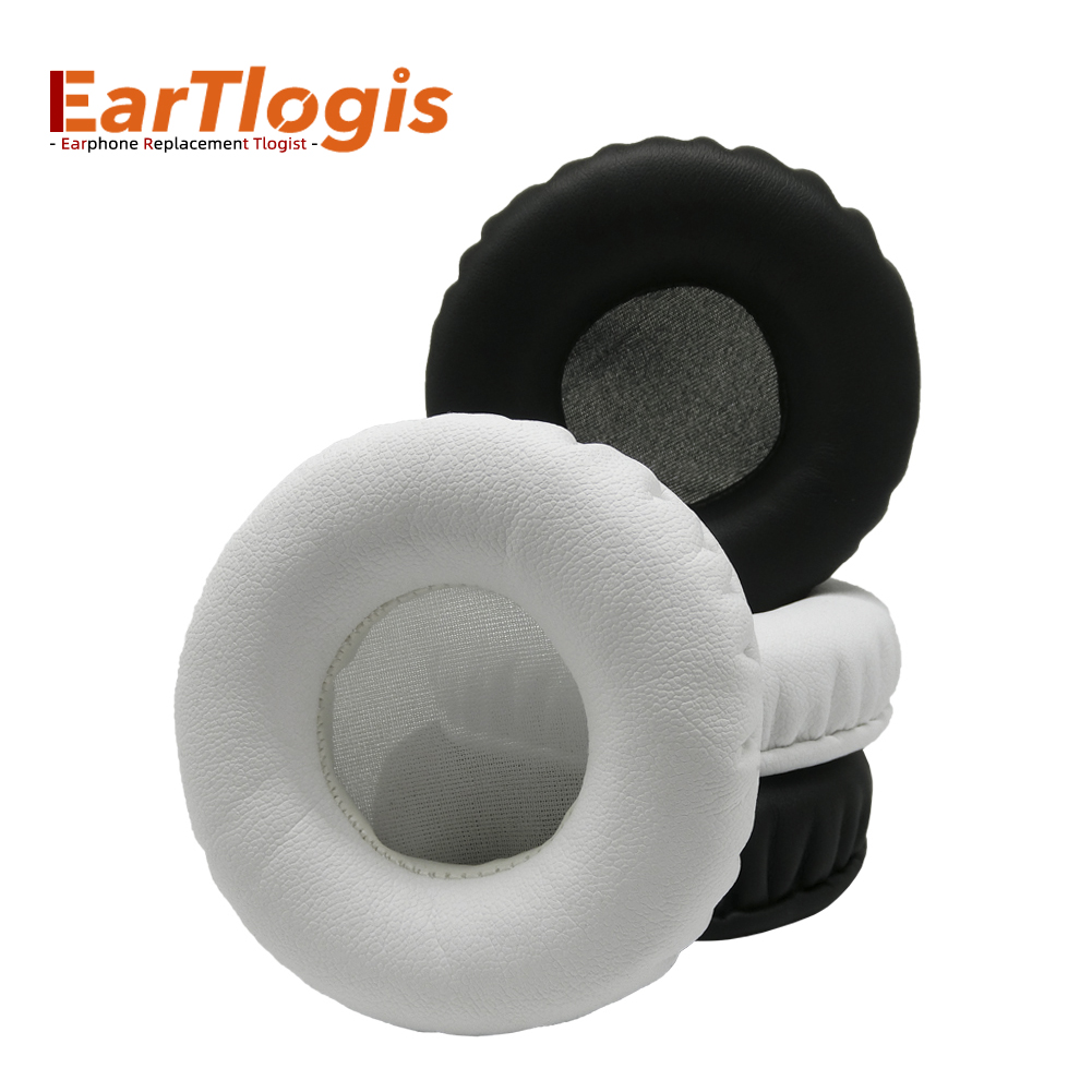 EarTlogis Replacement Ear Pads for <font><b>Philips</b></font> SHL5000 SHL5001 SHL5002 SHL5010 Headset Parts Earmuff Cover Cushion Cups pillow image