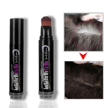 Одноразовая краска для волос мгновенное покрытие серого корня краска для волос длительная палочка временное покрытие белая краска для волос