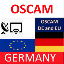 Europa Germany Oscam Cccam Server HD Cline for 1 Year Europe Cccam Spain Portugal Poland Descodificador Satelite(China)