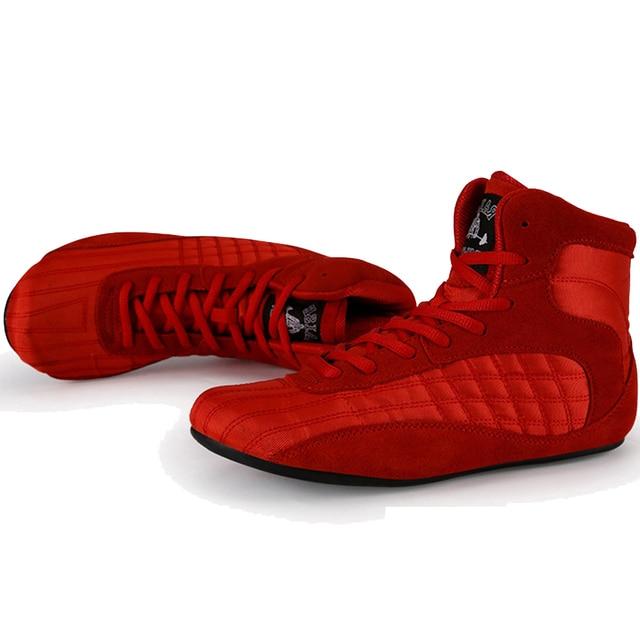حذاء احترافي لرفع الأثقال من TaoBo للرجال والنساء حذاء للتدريب على القرفصاء مصنوع من الجلد مضاد للانزلاق ومقاوم للرفع الأثقال مقاس 36