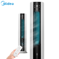 7L Water Tank Air Cooling Fan Remote Control Timer Vertical Bladeless Tower Quiet Air Conditioner Fan Household Desk Air Cooler
