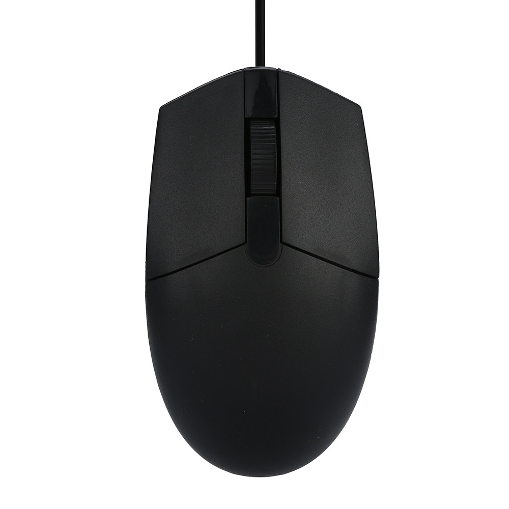 Ergonomic Design 1200 Dpi 2 Keys Usb Wired Mouse Usb Optical Gaming Mice Mouse For Pc