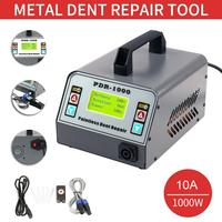 220V/110V 1000W Iron Car Paintless Dent Repair Tool Hot Box Induction Heater Iron Car Body Dents Removing Repair Machine