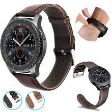 все цены на 18mm 22mm 20mm Universal Watch Band bracelet Straps For Samsung Galaxy watch 42 Gear S3 Frontier Classic S2 for Huawei watch gt онлайн