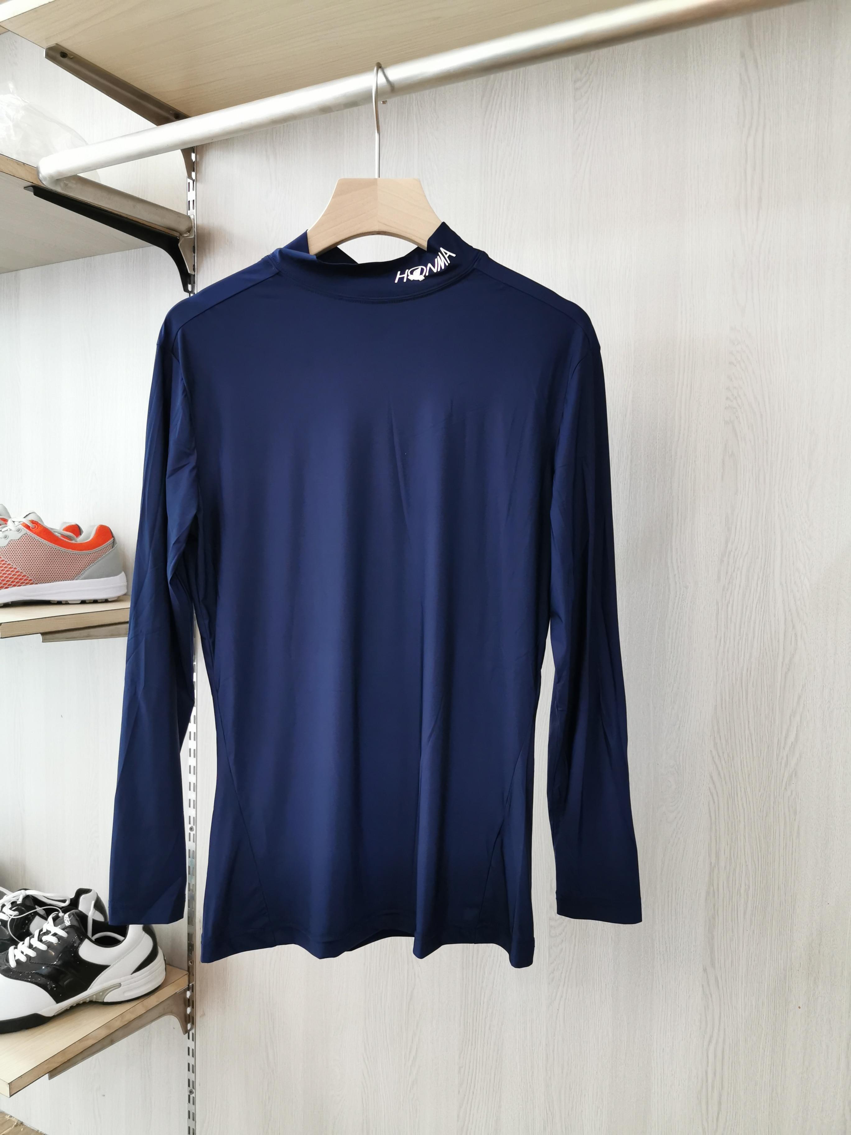 Golfer's Undercoat, Ice Silk, Sun Block, Long Sleeves
