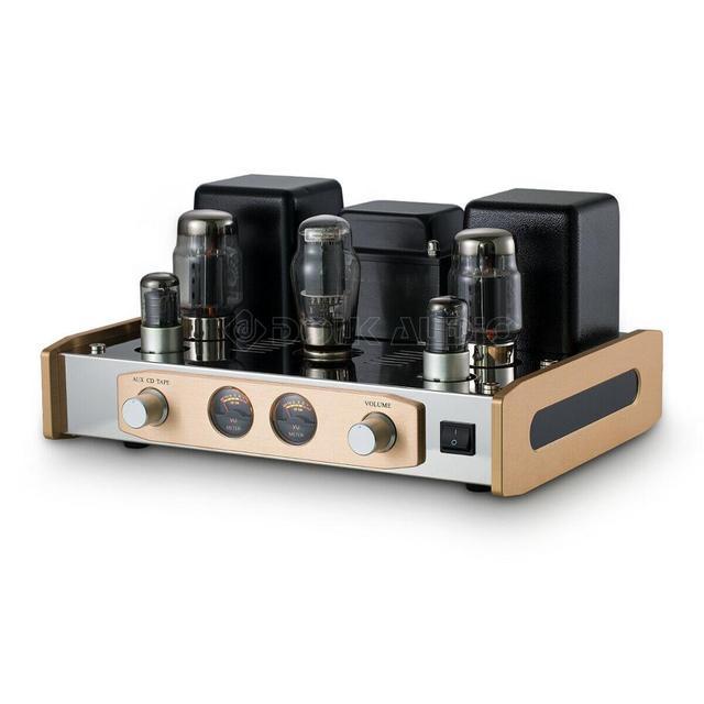 Válvula amplificadora kt88 nobsound, amplificador de tubo de áudio hi end, estéreo, terminal único, hifi, potência amp 18w *, 2020 2