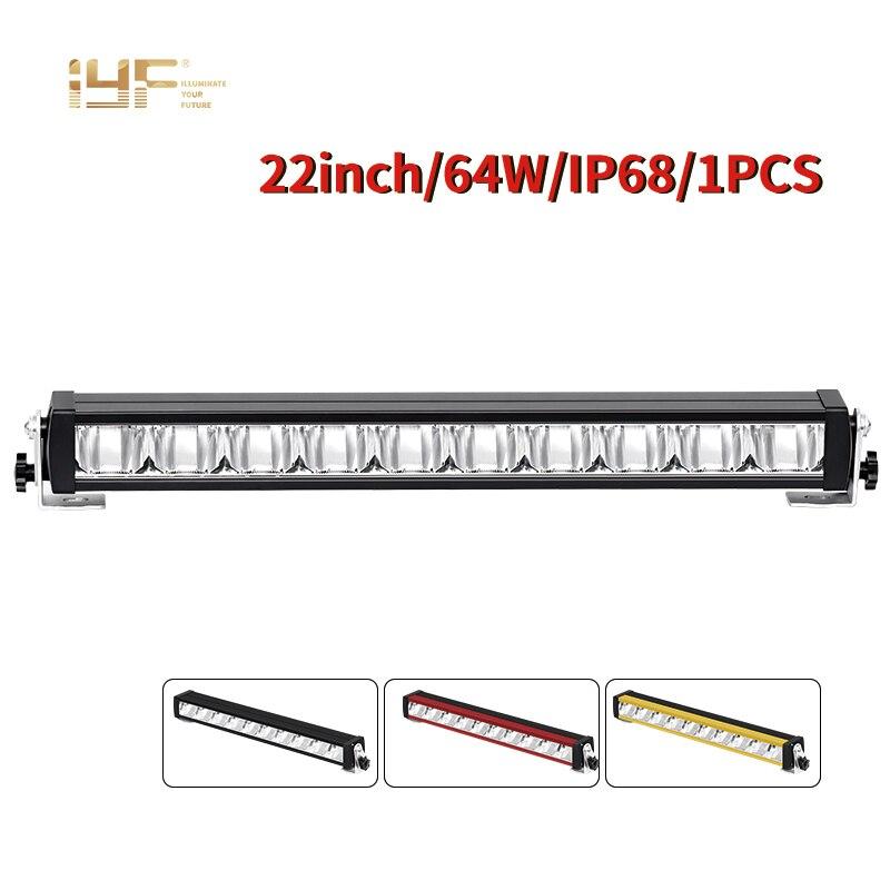 IP68 Led Bars  12V 24V 36V IP68 22Inch Combo Beam light bar/work light  for Auto ATV UTV 4x4 Accessories Offroad Trucks