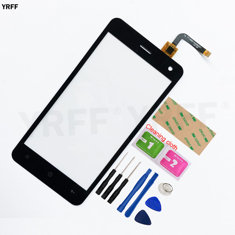 For Haier G31 Touch Screen Digitizer R Sensor Glass Panel Assembly Replacement