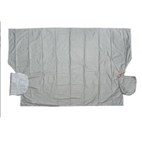 Car Windshield cover Auto Exterior Waterproof Gray 215x125CM Anti radiation|Car Covers|   -