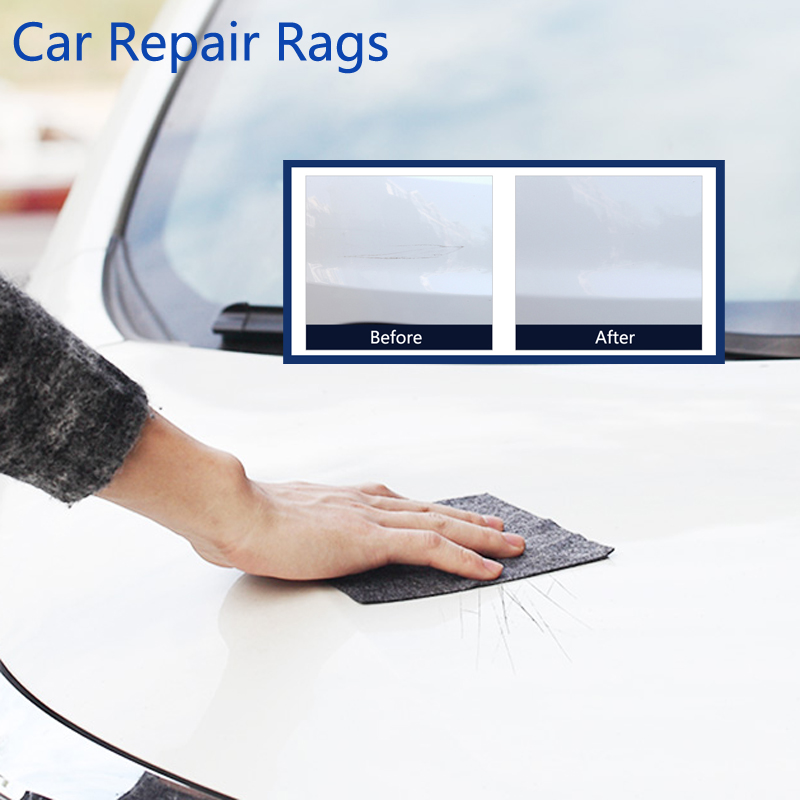 Car Paint Scratches Remover Scuffs Cloth Repair Rag For Ford Focus 2 1 Fiesta Mondeo 4 3 Transit Fusion Ranger Mustang KA S-max