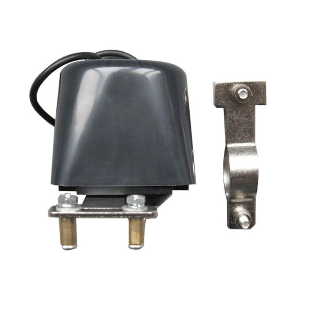 LESHP Automatic Manipulator Shut Off Valve DC8V-DC16V For Alarm Shutoff Gas Water Pipeline Security Device For Kitchen&Bathroom