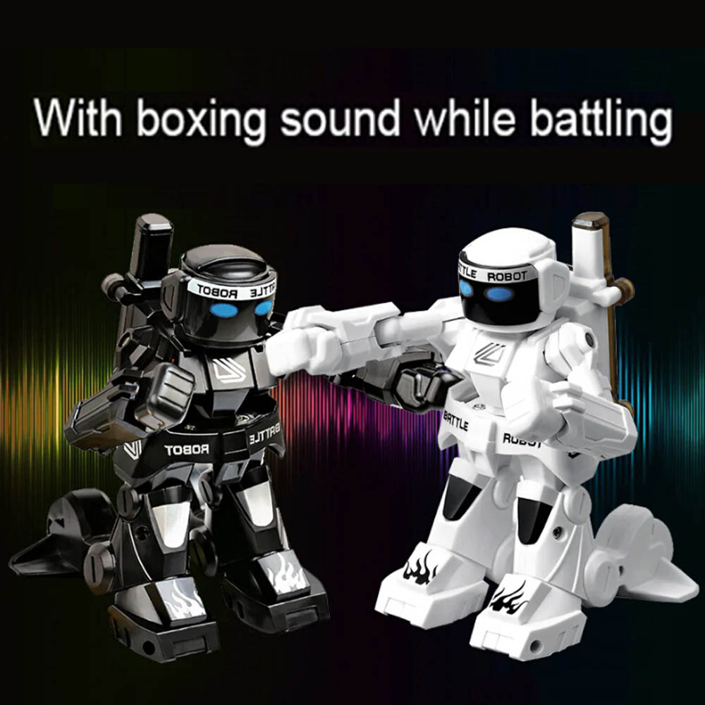 Control Battle RC Toy Funny Remote Control Toy Charging 25mins 10m Mini Game Model Interactive Kid Christmas Body Sense Robot