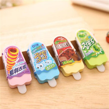 Gift Eraser-Rubber Puzzle Pencil Collection Material Papelaria Kids's Cartoon Toy Reward