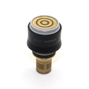 Image 4 - Microfone sem fio mic núcleo para shure pgx58 pgx24 slx24 sm58 87a 288 ksm9 handheld condensador microfone hipercardióide mic cabeça