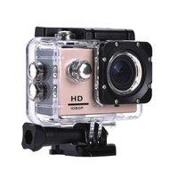 Mini cámara de acción deportiva para exteriores, casco impermeable, Ultra 30M, 1080P, grabación de vídeo, cámara deportiva