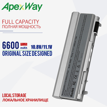 11,1 V 6600 мАч 9 ячеек Батарея для Dell Latitude E6400 E6410 E6500 E6510 M2400 M4400 M4500 M6400 M6500 1M215 C719R W0X4F PT434