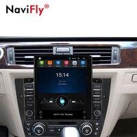 Radio Multimedia con GPS para coche, Radio con reproductor DVD, 4G LTE, WIFI, 9,7 pulgadas, Android, navegador estéreo, para BMW E90/E91/E92/E93, Serie 3