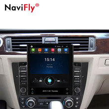"4G LTE WIFI 9.7 ""Android Auto Radio DVD-Player Für BMW E90/E91/E92/E93 3 serie Multimedia GPS Navigation stereo Audio kopf einheit"