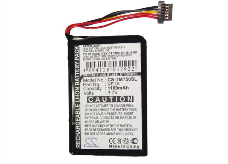 , 800mAh//2.96Wh VINTRONS Replacement Battery for Tomtom Live 1535