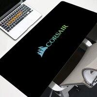 CORSAIR Mouse Pad grande 900x400 Gaming alfombrilla para ratón personalizada alfombrilla de ratón de Gamer de final de juego de ordenador Padmouse teclado alfombras de juego