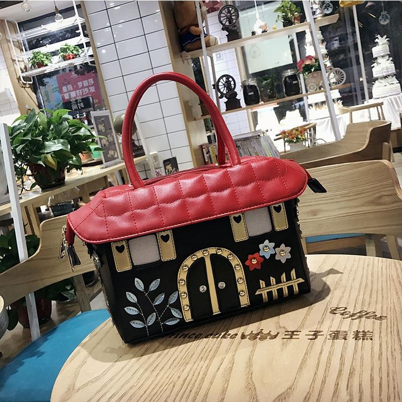 Fashion Designer Women Pu Leather Handbag High Quality Small Ladies Shoulder Bag Casual Crossbody Bags for Women Luxury Tote Bag