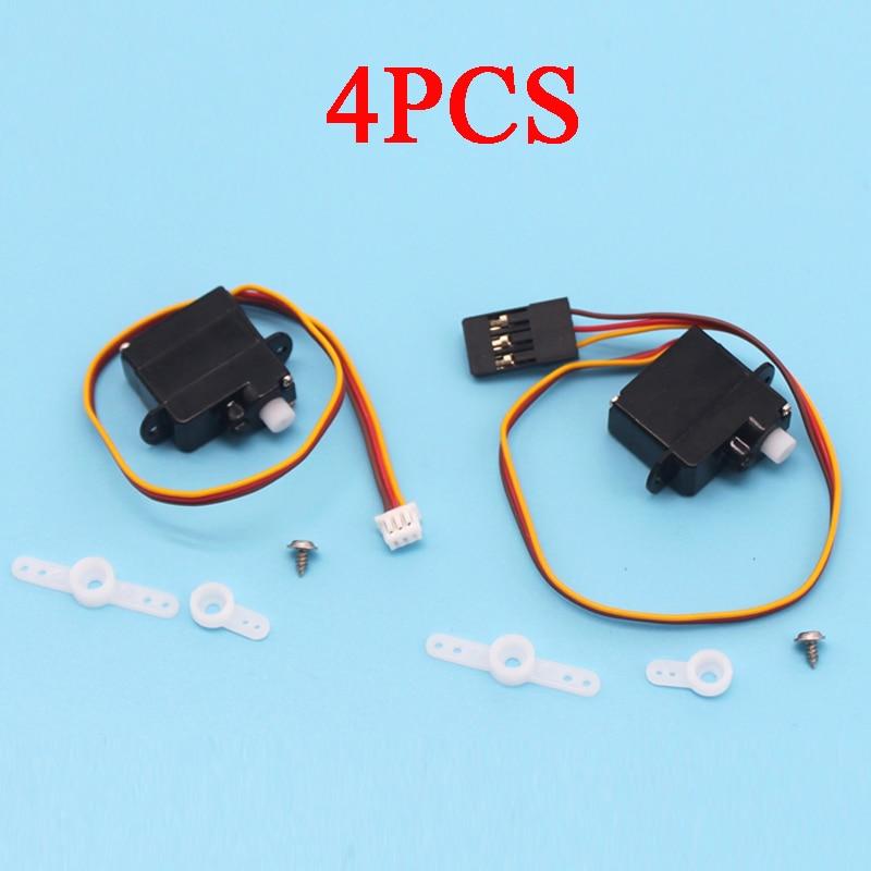 2g DIY Mini Servo Miniature Fixed Wing Digital Steering Gear W Plastic  3.6-4.8V 90Degree Parts For RC Aircraft Drone
