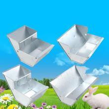 12 см прочная кормушка для кроликов соска поилка чаша huch дозатор инструмент для кормления